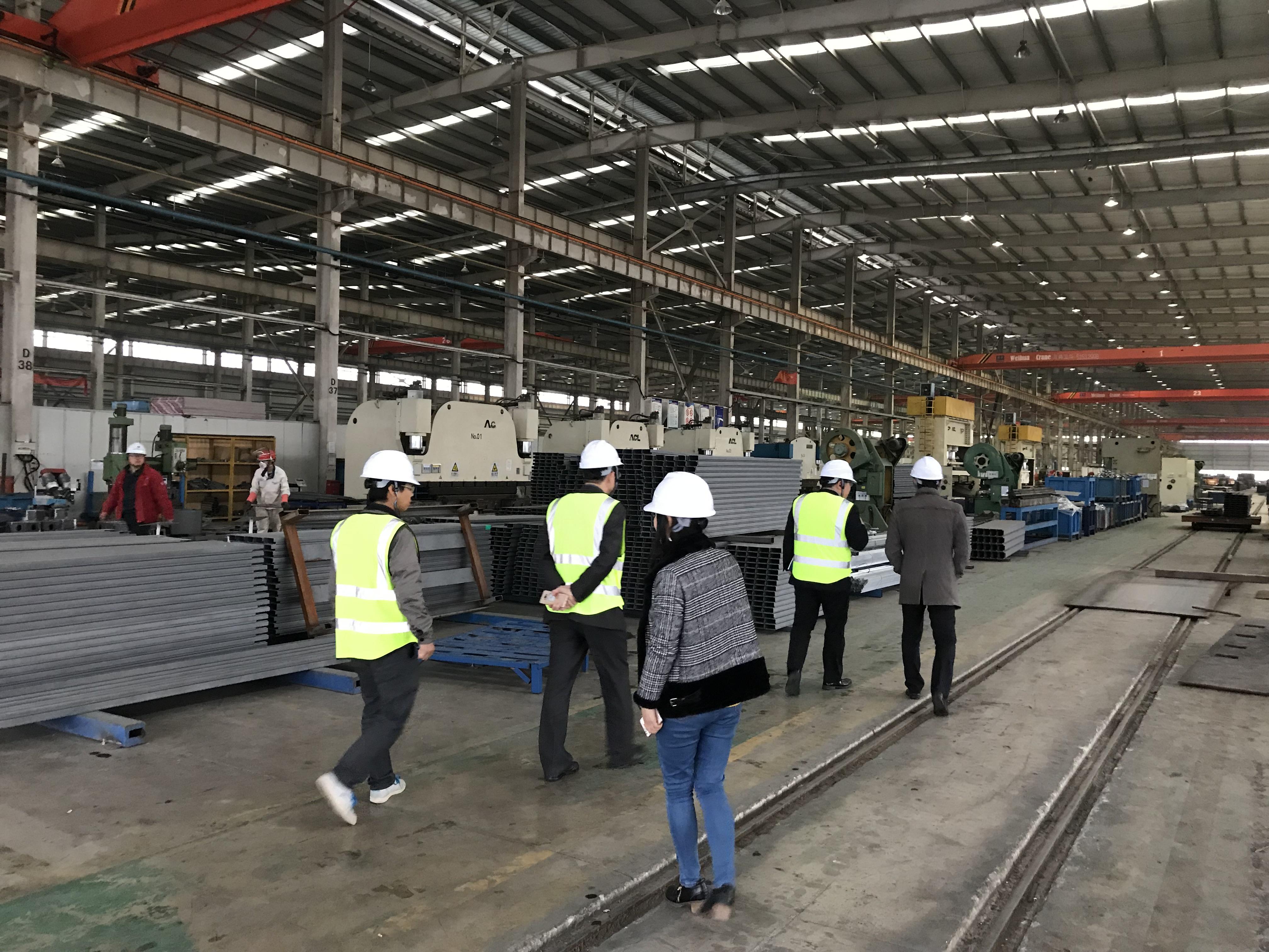中国(上海市・常熟市・蘇州市)企業・工場視察